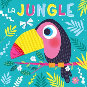 Mes premiers puzzles à toucher - La jungle