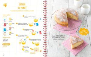 Les gâteaux des petits gourmands